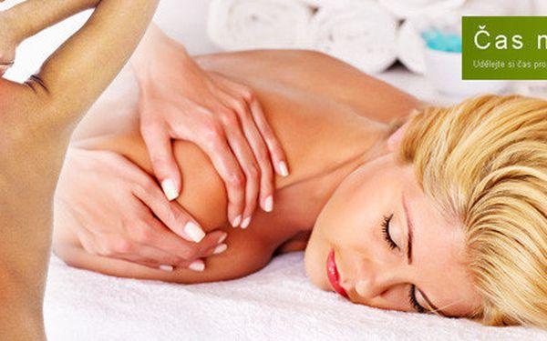 Anti blok systémová masáž proti bolesti