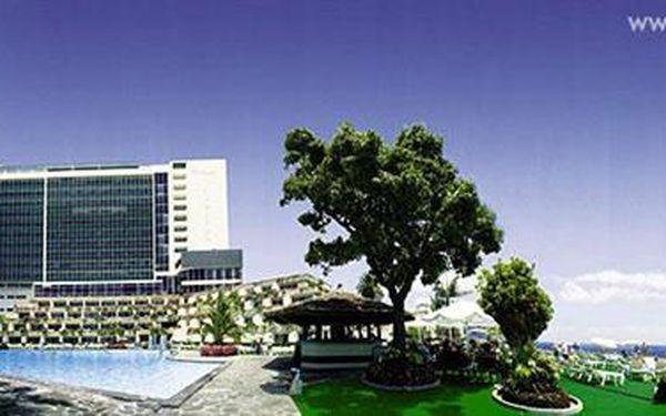 Hotel Pestana Carlton, Funchal , Portugalsko, letecky, snídaně v ceně