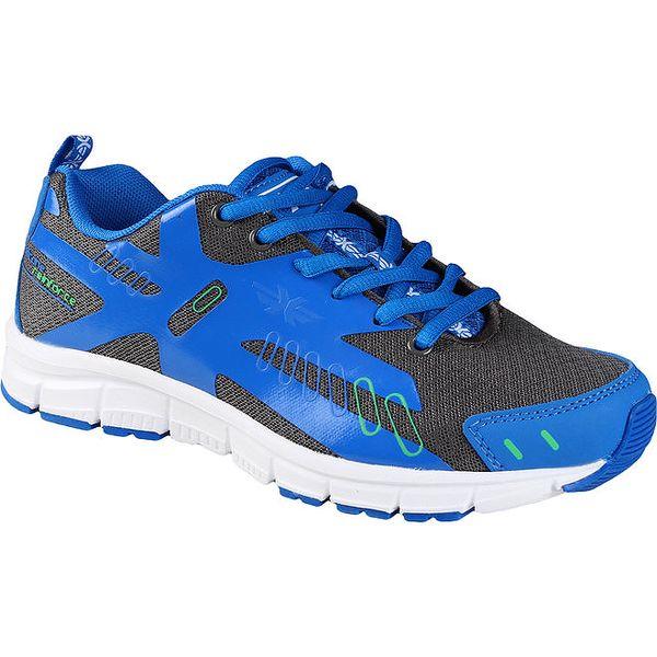 EXIray Helposti pánská tréninková obuv, šedo-modrá