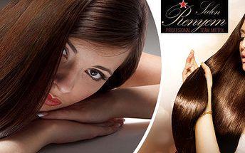 Zahuštění, promelirování nebo prodloužení vlasů, výběr pravých vlasů, melíru či barvy + střih dle vlastní volby