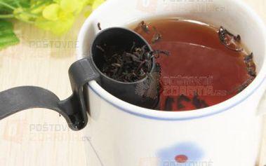 Praktický filtr na sypaný čaj a poštovné ZDARMA! - 19806144