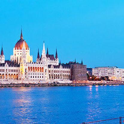 3 dny v centru Budapešti včetně snídaní