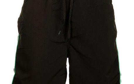 Pánské černé šortky Sam 73