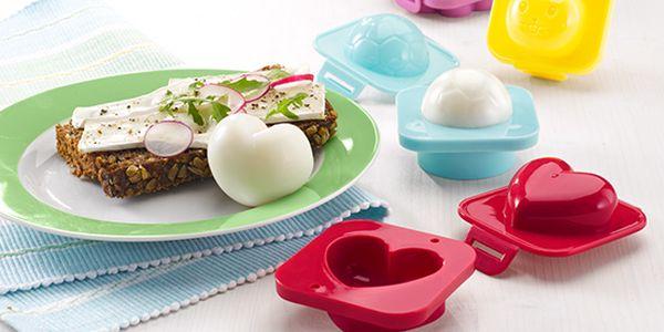Formičky na tvarování vajec, 4 ks