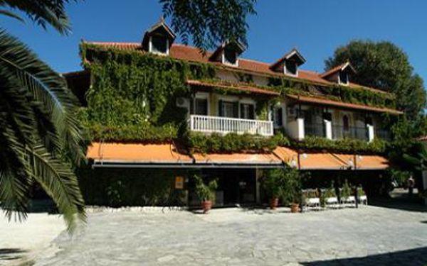 Řecko, oblast Zakynthos, letecky, snídaně, ubytování v 3* hotelu na 8 dní