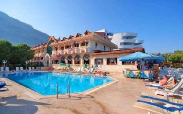 Turecko, oblast Kemer, letecky, all Inclusive, ubytování v 4* hotelu na 8 dní