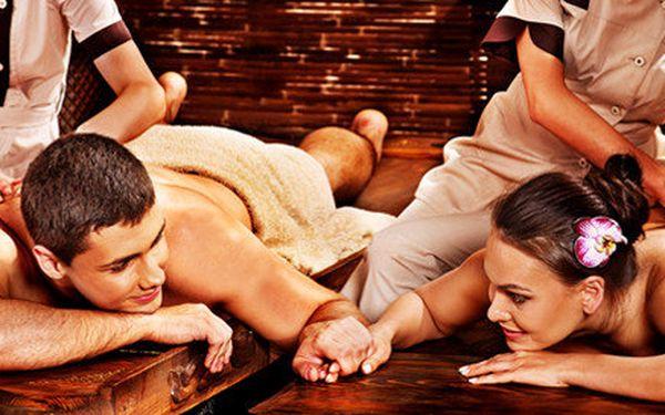 Exkluzivní křišťálová masáž v Rivendell Spa - pro jednoho i pro pár