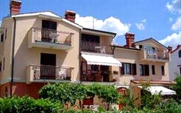 Chorvatsko, oblast Rovinj, bez stravy, ubytování v 3* hotelu na 8 dní