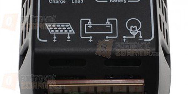 Solární regulátor pro fotovoltaické panely - 12 V/24 V a poštovné ZDARMA! - 19909399