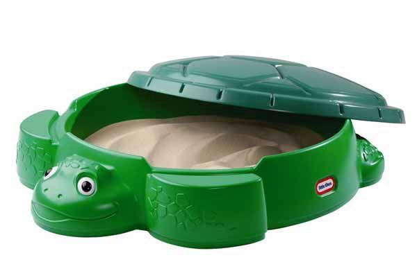 Little Tikes 631566 - Pískoviště želva