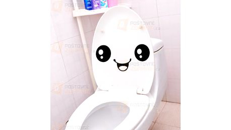 Vtipná nálepka na wc a poštovné ZDARMA! - 20511534