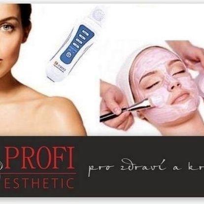 Ošetření pleti ultrazvukovou špachtlí za 199 Kč včetně masáže obličeje. Tato procedura omladí a hydratuje pokožku. Ošetření je naprosto bezbolestné, bez fleků a podrážděné pleti.