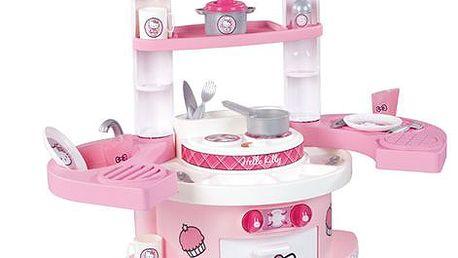 Smoby 024078 - Hello Kitty Moje první kuchyňka pro všechny malé hopodyňky