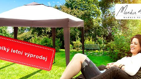 Výprodej! Skládací stan pro zahradní párty