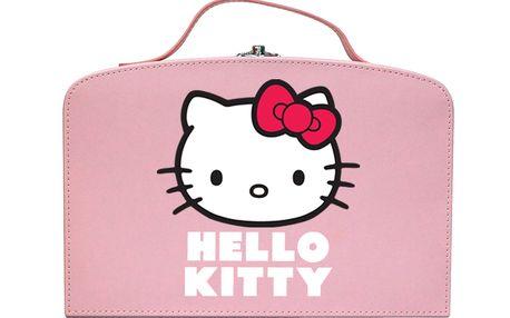 Grand Soleil 891936 - Hello Kitty šperkovnice PREMIUM, hrajeme si na princezny a víly