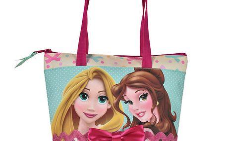 Princess dívčí plážová taška