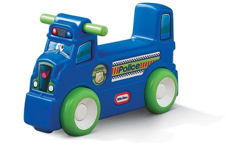 Little Tikes 171567 - Odstrkovadlo policejní aut