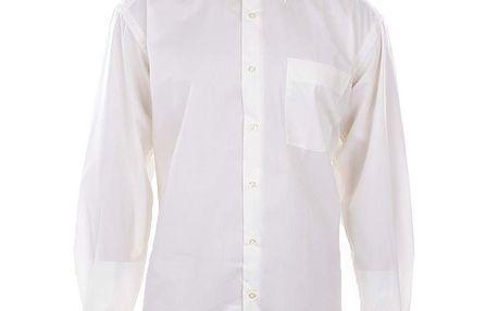 Pánská krémově bílá košile Dicotto