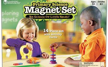 ALEXANDER LER3784 - Moje první věda – Magnet, velká věda pro malé ruce
