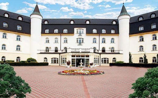 3denní wellness pobyt pro 2 v EA hotelovém resortu SEN****
