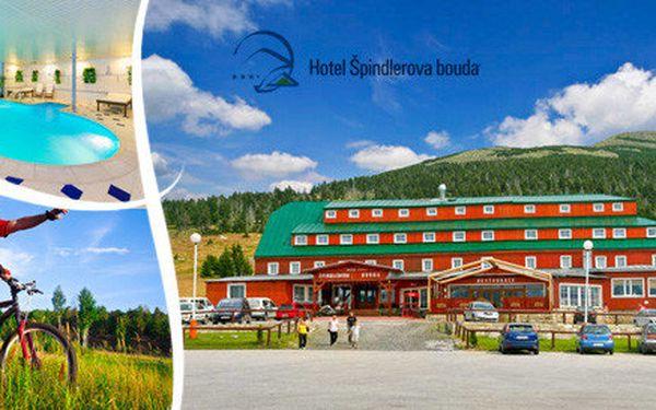 3 až 5 dní horského relaxu ve Špindlerově boudě****