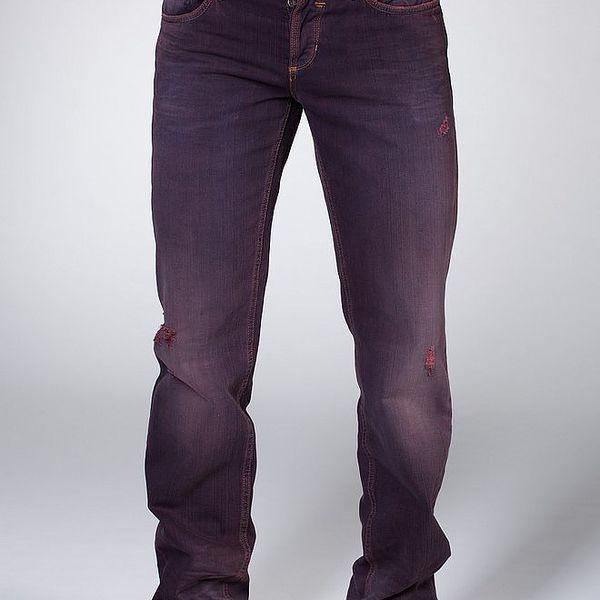 Pánské fialové džíny Dolce & Gabbana