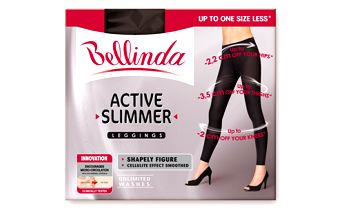 ACTIVE SLIMMER LEGGINGS vel.M