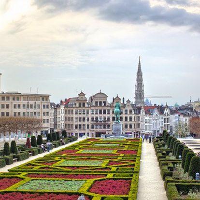 Navštivte Brusel, Londýn i krásné hrady Windsor a Leeds. Poznávací zájezd na 5 dní pro 1 osobu s dopravou komfortním autobusem a trajektem a s ubytováním na 2 noci v hotelu i se snídaní. Vyrazte v srpnu poznávat atraktivní evropské destinace s nádhernými historickými památkami.