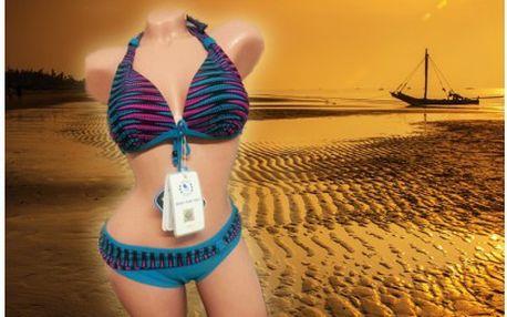 Krásné dvojdílné plavky za bezkonkurenční cenu 289 Kč včetně doručení v ČR zdarma! Doplňte svůj šatník jedinečnými bikinami,ve kterých budete opravdu sexy!