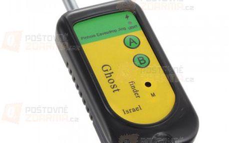 Detektor špionážních zařízení a poštovné ZDARMA! - 23411577