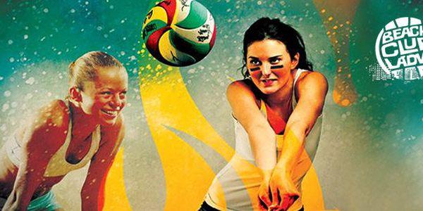 Plážový volejbal a turnaje v Beach Klubu Ládví