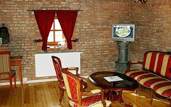Pobyt ve vinném domě Chateau Krakovany s polopenzí4