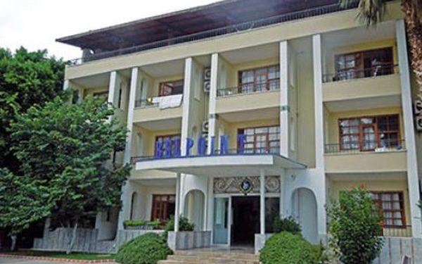 Turecko, oblast Turecká Riviéra, all Inclusive, ubytování v 3* hotelu na 8 dní