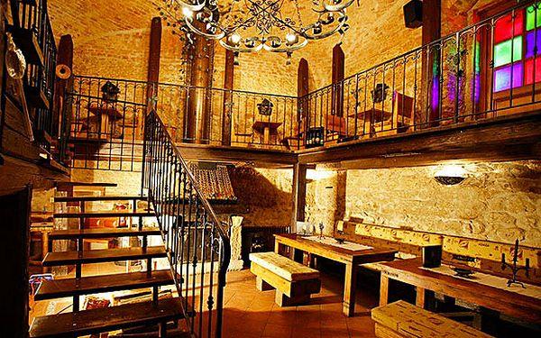 Pobyt ve vinném domě Chateau Krakovany s polopenzí2