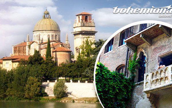 Výlet do italské Verony a historické Padovy