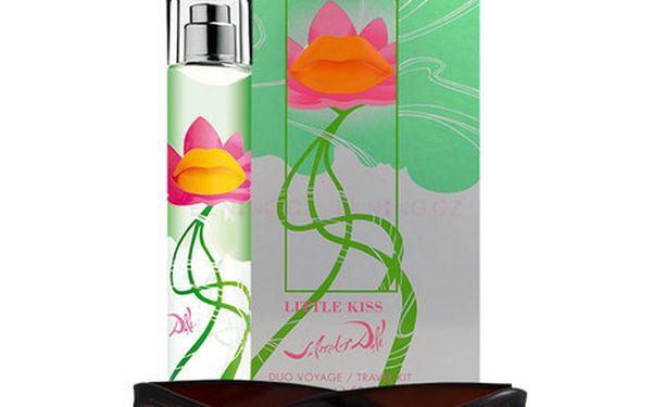 Salvador Dali Little Kiss EDT dárková sada W - Edt 50ml + sluneční brýle
