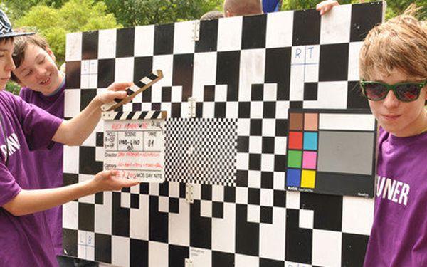 Nezapomenutelné filmové prázdniny s návštěvou ateliérů a výukou digitálních efektů
