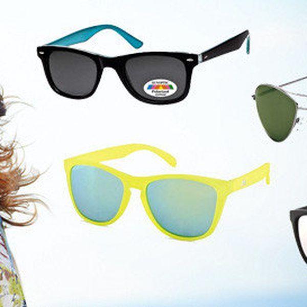 Výběr slunečních i polarizačních brýlí