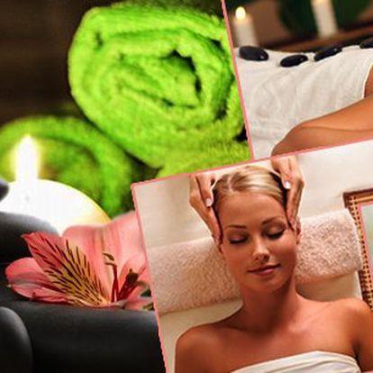 Spojení švédské masáže, indické antistresové masáže hlavy a hot stones. Orientálníolejová masážs lávovými kameny a indickou masáží hlavy!Je určena pro mimořádně unavené svaly i pro odstranění pocitu přepracovanosti a vyčerpání!
