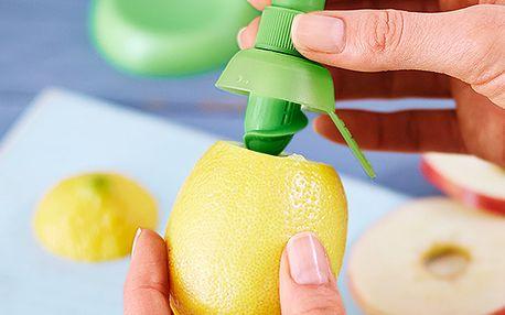 Rozprašovač citrusové šťávy