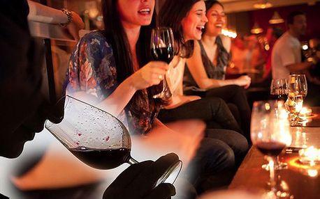 Degustace vína s odborníkem přímo u vás doma!
