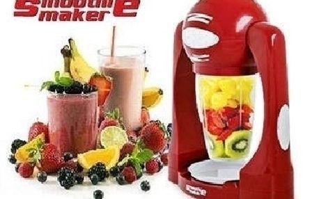 Smoothie Maker - výkonný mixér. Skončete s kupovanými džusy a ovocnými šťávami plnými chemických přísad !