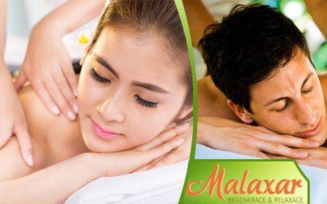Relaxační, regenerační, nebo sportovní masáž