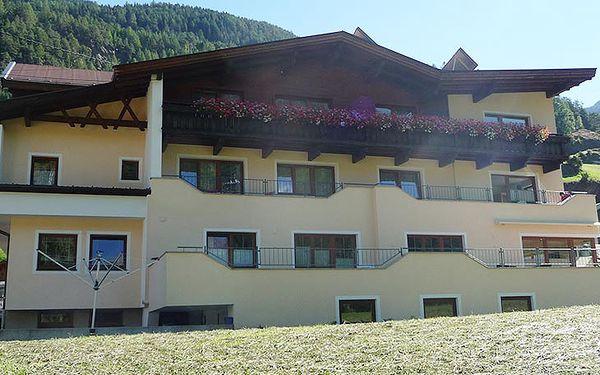 Rakousko, Tyrolsko, 4 noci v Pensionu Alpenheim Jörgele, snídaně, dítě do 14 let zdarma
