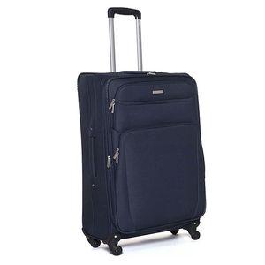 Velký modrý cestovní kufr Ravizzoni