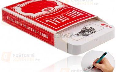 Originální zápisník - karty a poštovné ZDARMA! - 20411643