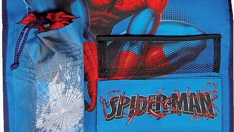 """Licence Only SMKFZ630 - Chránič sedadla s kapsami """"Spiderman"""""""