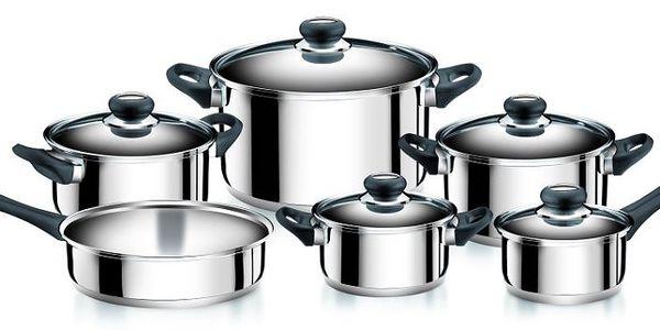 Exkluzivní sada nádobí CLASSIC obsahující 11 dílů, se kterou bude vaření všech monstrózních nedělních obědů opravdovou hračkou