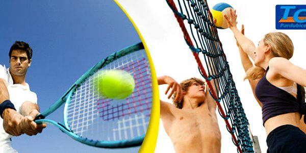 5x tenis, badminton, volejbal i nohejbal