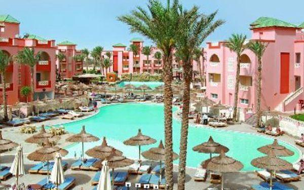 Egypt, oblast Hurghada, letecky, all Inclusive, ubytování v 4* hotelu na 8 dní